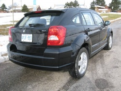 Test Drive: 2008 Dodge Caliber SXT dodge