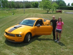 2008 Ford Mustang - customized