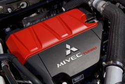 2008 Mitsubishi Lancer Evo GSR