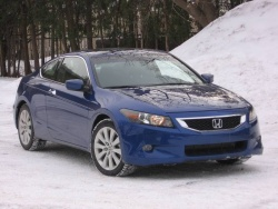 Second opinion: 2008 Honda Accord EX L V6 Coupe  car test drives honda