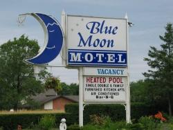 Blue Moon Motel, Niagara Falls, Ontario