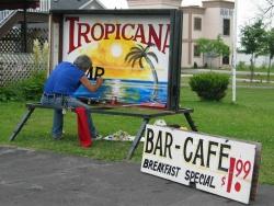 The Tropicana Motel, Niagara Falls, Ontario