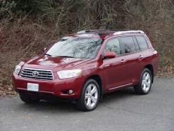 2008 Toyota Highlander Limited 4x4