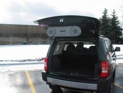 2008 Jeep Patriot Limited 4x4