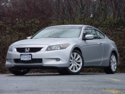 2008 honda accord coupe ex-l 4 cylinder