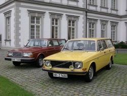 Classic Volvo wagons