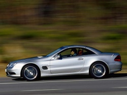 Used Vehicle Review: Mercedes Benz SL Class, 2003 2007 mercedes benz