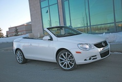 Day by Day Review: 2008 Volkswagen Eos volkswagen daily car reviews
