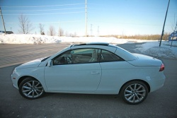 Day by Day Review: 2008 Volkswagen Eos daily car reviews volkswagen