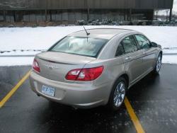 2008 Chrysler Sebring Limited AWD