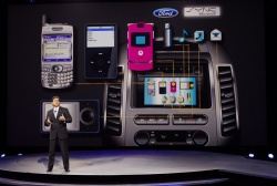 Ford Sync works with a variety of devices