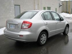 2008 Suzuki SX4 base