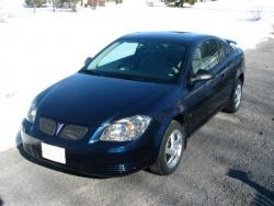 2008 Pontiac G5 coupe