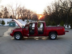 2008 Dodge Dakota SXT Crew Cab 4X4