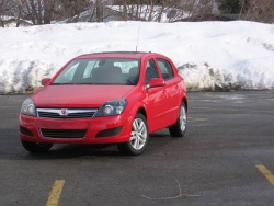 2008 Saturn Astra XE four-door