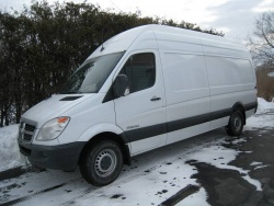 2008 Dodge Sprinter 2500 Extended Wheelbase