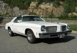 1975 Hurst Olds; photo courtesy HurstOlds.com and Dean Naddeo