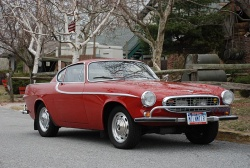Irv Gordon's 2.6 million mile 1966 Volvo P1800