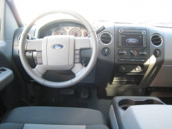 Test Drive: 2008 Ford F 150 Super Crew 4x4 trucks car test drives ford