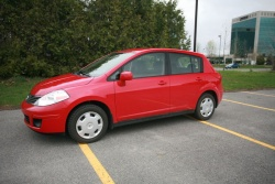 2008 Nissan Versa 1.8S