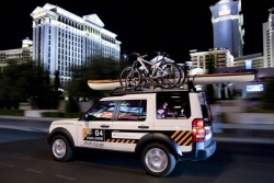 Twenty amateur adventure athletes will start today in the Land Rover G4 Challenge Nevada Passage in Carson City, Nevada. The four-stage multistage competition is the sole qualifying event in the U.S. for the international Land Rover G4 Challenge.