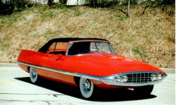 A 1957 Chrysler Diablo concept car considered the most valuable of its type will be the star attraction at RM Auction's Sports & Classics of Monterey event in California in August.