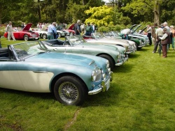 More than 580 cars and motorcycles, and over 5,000 enthusiasts are expected to attend the 23rd annual All British Field Meet Classic Car Show and Swap Meet