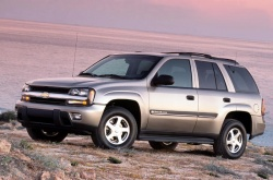 Used Vehicle Review: GMC Envoy, 2002 2009 gmc