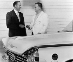 Buick, the automaker that served as the foundation when General Motors was created a century ago in 1908, has announced it is also commemorating the 50th anniversary of the first Buick Open golf tournament.