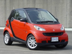 Test Drive: 2008 Smart Fortwo Cabriolet Passion greenreviews