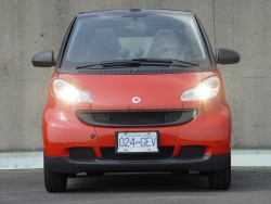 Test Drive: 2008 Smart Fortwo Cabriolet Passion car test drives smart