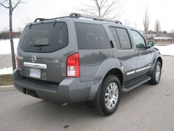 Used Vehicle Review: Nissan Pathfinder, 2005 2012 used car reviews reviews nissan