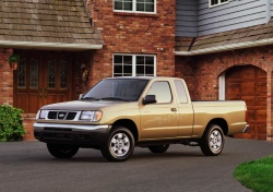 1998 Nissan Frontier King Cab