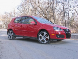 Test Drive: 2008 Volkswagen GTI two door car test drives