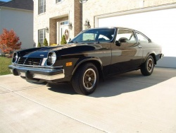 Chevrolet Cosworth Vega, 1975-1976