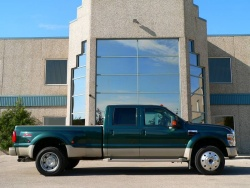 Inside Story: 2008 Ford F 450 Super Duty King Ranch 4x4  trucks inside story ford