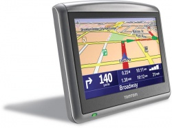 TomTom One XLS; photo courtesy TomTom