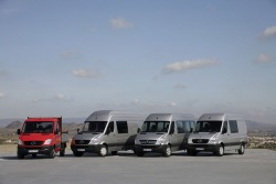 Following strong sales of the redesigned Mercedes-Benz Sprinter, Daimler AG will invest a total of €177 million to expand production at its facilities in Düsseldorf and Ludwigsfelde where the vans are made.