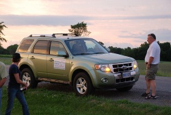 2008 Ford Escape Hybrid; photo by Grant Yoxon