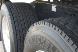 New amendments have been announced to Canada's Vehicle Weights and Dimensions rules that will allow new-generation, wide-base single tires to be used in place of dual wheels on tractor-trailers and other large trucks.