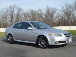 2007 Acura TL Type-S; photo by Paul Williams
