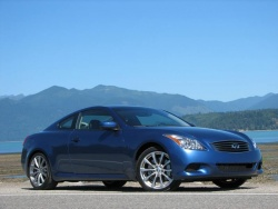 First Drive 2008 Infiniti G37 Coupe Autos Ca