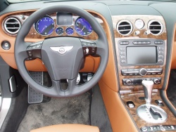 Test Drive: 2008 Bentley Continental GTC car test drives luxury cars bentley