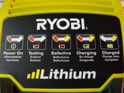 Ryobi 12V lithium-ion compact drill