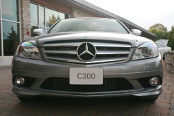 First Drive: 2008 Mercedes Benz C300  first drives