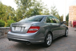 First Drive: 2008 Mercedes Benz C300  mercedes benz luxury cars first drives