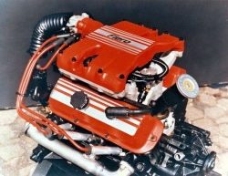 Pontiac Fiero V6 engine