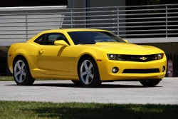 Chevrolet unveils 2010 Camaro general news