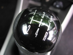 2008 Ford Focus coupe manual shifter