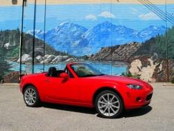 Inside Story: 2008 Mazda MX 5 GT PRHT  mazda inside story